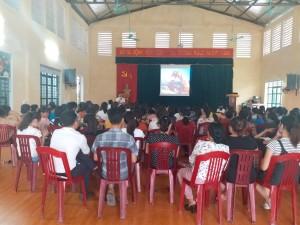 Tập huấn chuyên môn cấp huyện bậc Tiểu học năm học 2018-2019