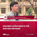 Nam Định khẳng định vị thế giáo dục mũi nhọn